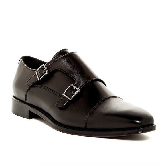 b40a557d375b BROLETTO Dino Men s Double Monk Strap Dress Shoes
